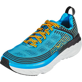 Hoka One One Bondi 6 Running Shoes Herrer, dresden blue/black
